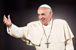 Papež František  - Puzzle Clementoni 500 dílků -