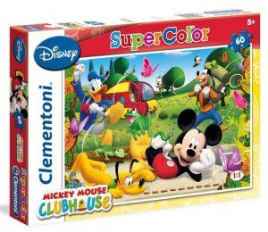 Puzzle Clementoni 60 dílků  - Mickey Mouse