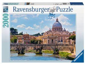 2000 dílků  Andělský most  -   puzzle Ravensburger