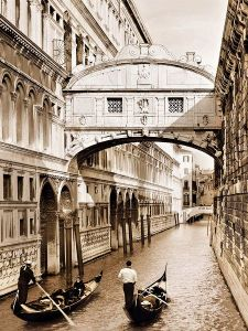 CLEMENTONI Puzzle 500 dílků Benátky