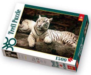 TREFL Puzzle Bengálský tygr 1500 dílků