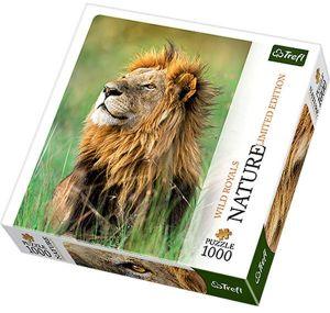 TREFL Puzzle Lev kolekce Nature 1000 dílků
