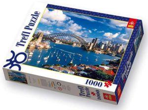 TREFL Puzzle Port Jackson Sydney Austrálie 1000 dílků