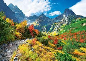 TREFL Puzzle Podzimní Tatry Polsko 500 dílků