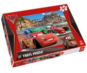 TREFL Puzzle 13123 Cars Auta 260 dílků