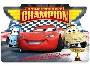 TREFL Maxi Puzzle pro děti Auta Cars 30 dílků