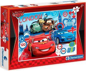 Clementoni Puzzle 07304 - CARS 2  - 180 dílků
