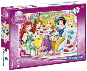 Clementoni Puzzle 07317 - Princezny  - 180 dílků