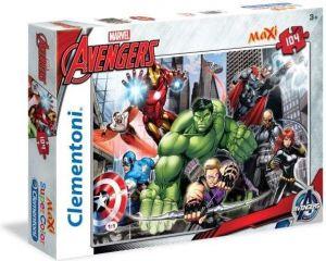 Clementoni Puzzle 23688 Avengers 104 dílků MAXI