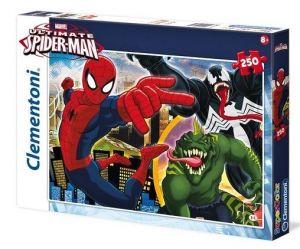 Clementoni Puzzle 29681 Spiderman 250 dílků