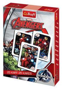 Karty Černý Petr - Avengers -  TREFL