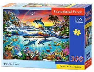 Puzzle Castorland 300 dílků - 030101 - podvodní ráj