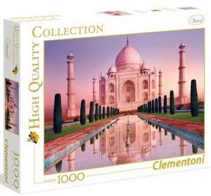 Puzzle CLEMENTONI 1000 dílků - Taj Mahal