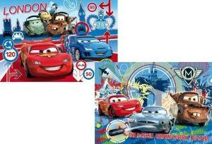 Puzzle Clementoni 2 x 20  dílků  - CARS 2 24699