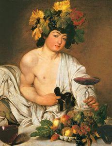 Puzzle - Clementoni Caravaggio: Bacco 1000 dílků