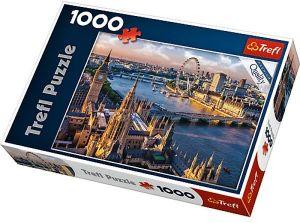 1000 dílků  Londýn  -  puzzle Trefl -