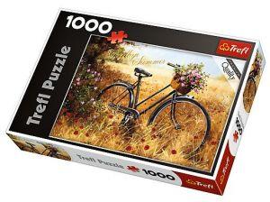 Puzzle Trefl 1000 dílků  Rozloučení s létem -   Trefl 10406