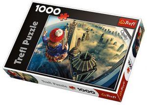 Puzzle Trefl 1000 dílků  Velké sny -   Trefl 10407