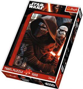 1000 dílků  Star Wars -  puzzle Trefl  10392