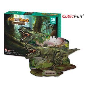3D puzzle CubicFun Tyranosaurus Rex 36 dílků
