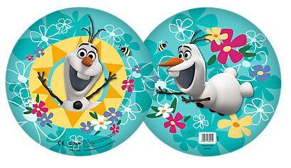Gumový míč 230 mm Trefl - Frozen 60425