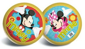 Gumový míč  230 mm Trefl - Mickey a Minnie  60422
