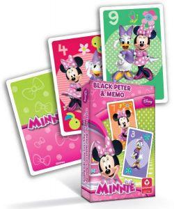 Minnie Mouse  - karty Černý Petr - Cartamundi