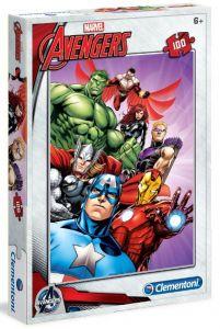 Puzzle Clementoni 100 dílků  - Avengers 07244