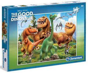 Puzzle Clementoni 100 dílků  - Hodný dinosaurus 07237