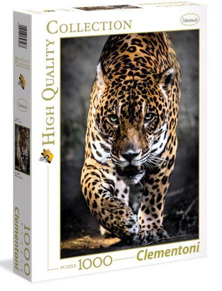 Puzzle Clementoni 1000 dílků - Jaguár 39326