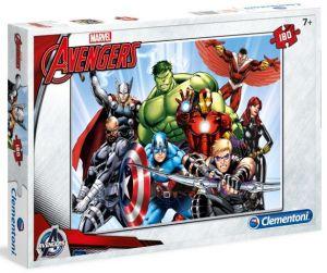 Puzzle Clementoni 180 dílků  - Avengers  07330