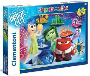 Puzzle Clementoni 250 dílků  -  Inside Out 29732