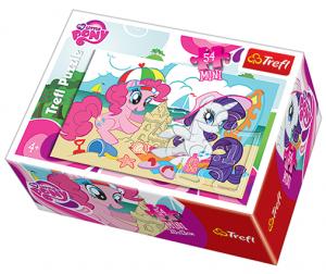 Puzzle mini 54 d - Trefl - My Little Pony   19464