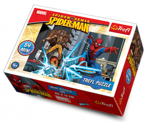 Puzzle mini 54 d - Trefl - Spiderman 19373
