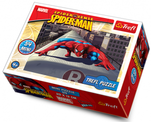 Puzzle mini 54 d - Trefl - Spiderman 19374