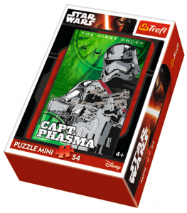 Puzzle mini 54 d - Trefl - Star Wars 19532