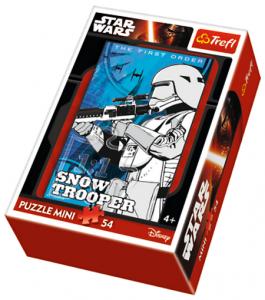 Puzzle mini 54 d - Trefl - Star Wars 19533