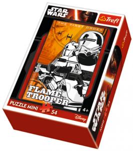 Puzzle mini 54 d - Trefl - Star Wars 19535