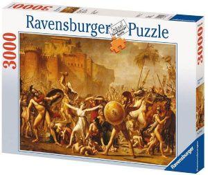 puzzle Ravensburger  3000 dílků -  žena z obrazu   170319