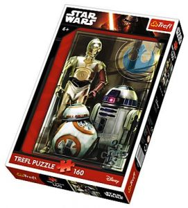 Puzzle Trefl 160 dílků - Star Wars II -  15323