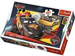 Puzzle Trefl 60 dílků  - Cars  17284