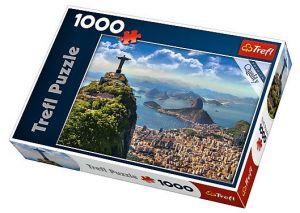 TREFL Puzzle 1000 dílků  10405- Rio de Janeiro