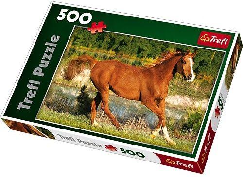 TREFL Puzzle Krása cvalu 500 dílků 37184