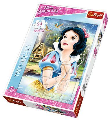 Trefl puzzle Maxi 24 dílků - Sněhurka 14234