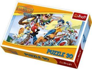 Trefl Puzzle  Závod na kole 30 dílků  18169