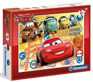 Clementoni puzzle 30 dílků - Cars   08501