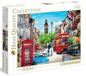 Puzzle CLEMENTONI 1000 dílků - Londýn  39339