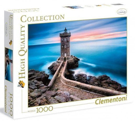 Puzzle CLEMENTONI 1000 dílků - Maják 39334
