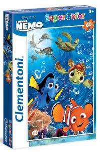 Puzzle Clementoni  60 dílků  Nemo - Snack attack   26950