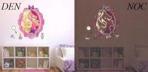 Puzzle TREFL 15 dílků MAXI Magic Decor - Barbie 14604